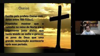 EBD - Panorama Bíblico - Oseias