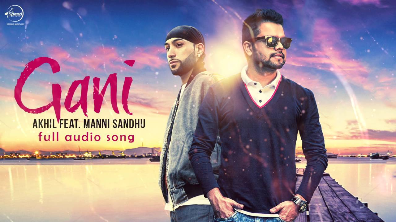 Gani Akhil new song