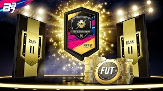 DIVISION RIVALS RANK 2 REWARDS! | FIFA 19 ULTIMATE TEAM