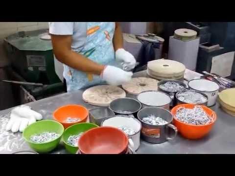 Step2-Accessory casting-Fashion Jewelry(Imitation Jewelry) Making Process