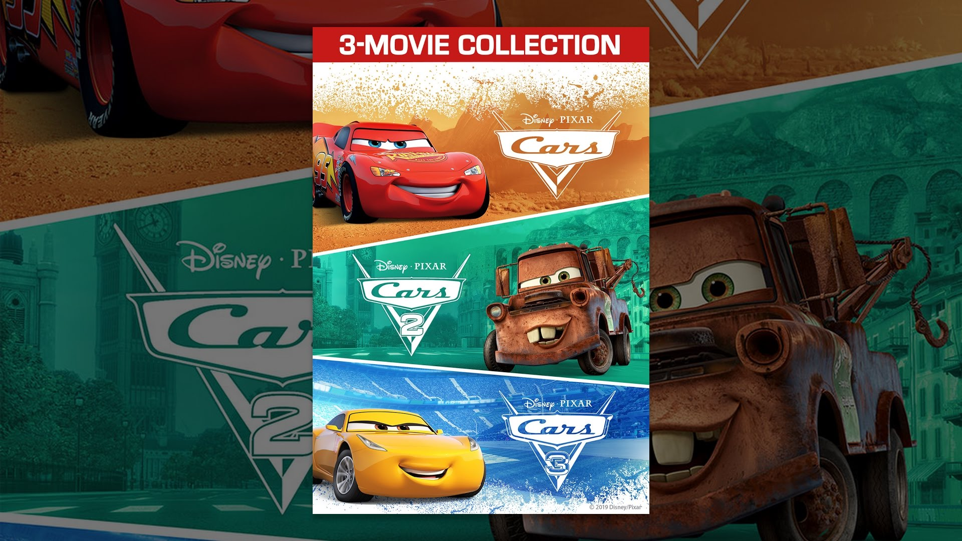 cars 3 movie collection youtube. Black Bedroom Furniture Sets. Home Design Ideas