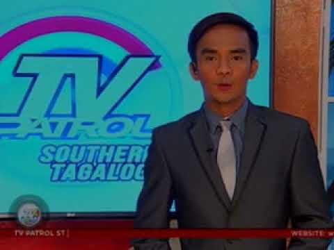 TV Patrol Southern Tagalog - Aug 18, 2017