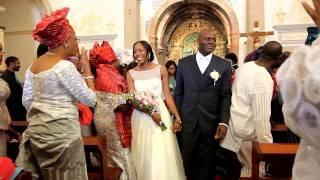 Highlight Kehinde & Wole свадьба в португалии