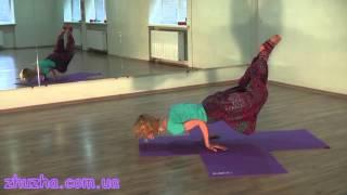 Занятие по йоге урок № 3 СТ RAKASSA