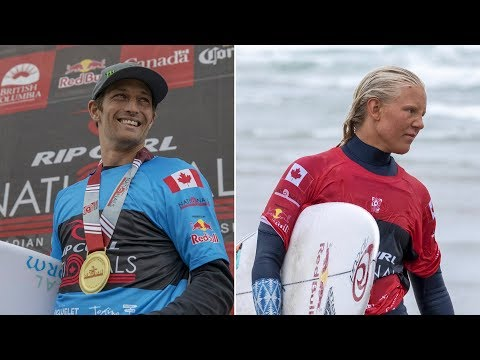 Canadian Surfers Eye Olympic Debut