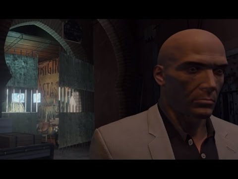 Hitman - You Will Meet A Tall Bald Strangler