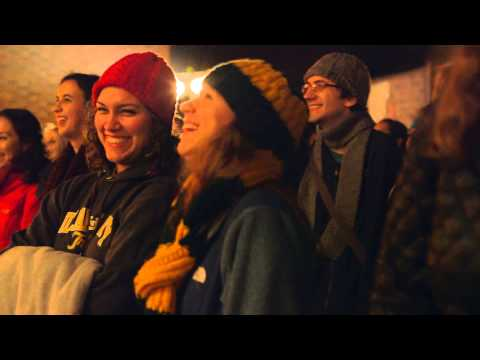 W&M in 30: Yule Log 2014