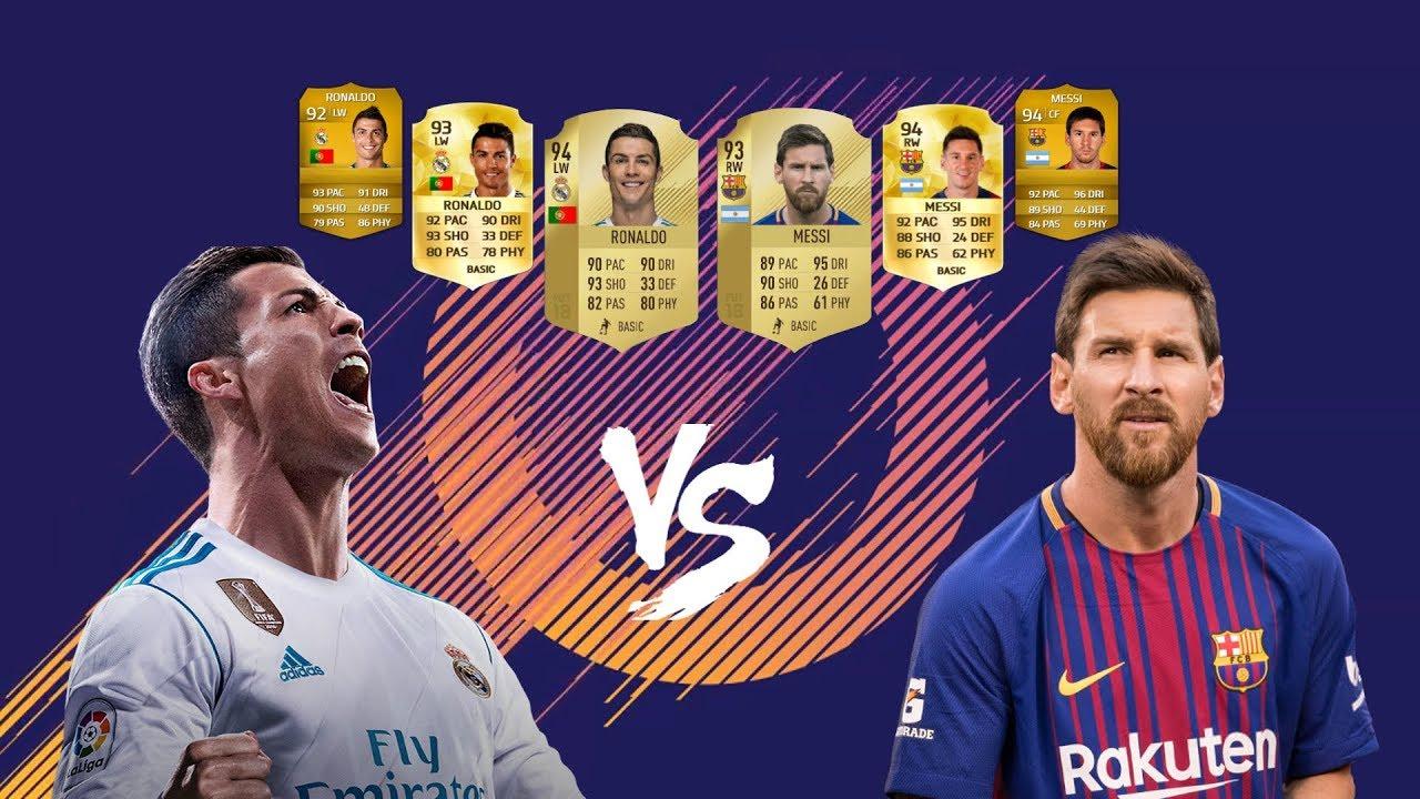 Messi or ronaldo fifa 2018 pena wersja gry fifa 09 do pobrania