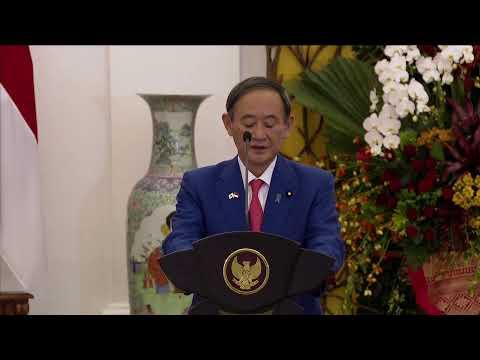 #LiveStream #SouthEastAsiaNews | #Japanese Prime Minister #Yoshihide Suga Visits Jakarta | 20-10-20