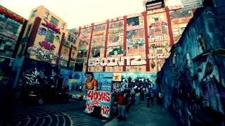 5 Pointz Project (NYC Street Art)