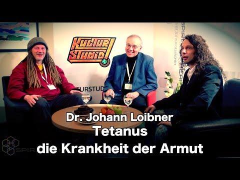 Dr. Johann Loibner – sein letztes Interview - Tetanus, die Krankheit der Armut
