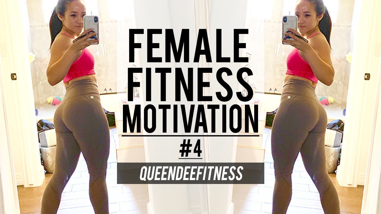 🔥FITNESS MOTIVATION WOMEN IN THE GYM VIDEO 2019 #4 🔥   QueenDeeFitness