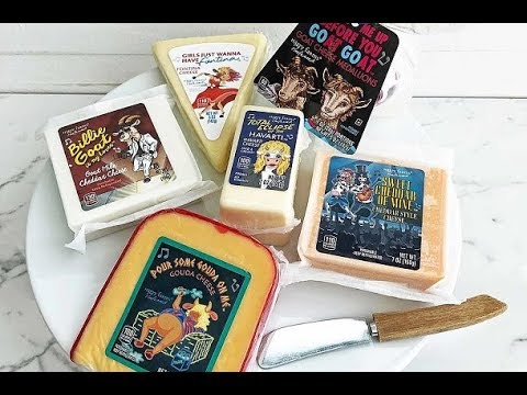 Heather Burnside - Guns N' Roses, Def Leppard Debut 80's Themed Cheese At Aldi Stores