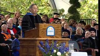 Pomona College Commencement 2011