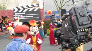 Première apparition Jessica Rabbit Disneyland Paris