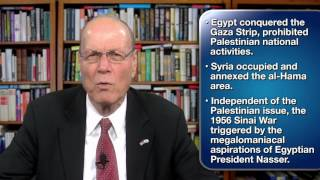 Is The Palestinian Issue The Crux Of The Arab-Israeli Conflict?
