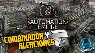 COMBINADOR - AUTOMATION EMPIRE - Gameplay en Espaol