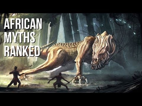 10 Mythical Creatures from Africa You Might Not Know (Ft  Antoine Bandele)  [Part 2]