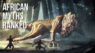 10 Mythical Creatures from Africa You Might Not Know (Ft. Antoine Bandele) [Part 2]