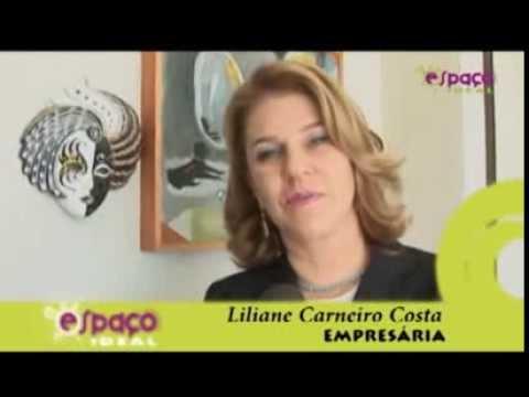 Programa Espaço Ideal com Liliane Carneiro Costa