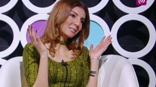 هاما حناوي - مشاركتها بأسبوع الازياء في ميلان