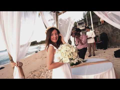 Our Boho wedding @ Mauritius