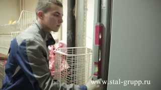 видео Противопожарные двери — как выбрать