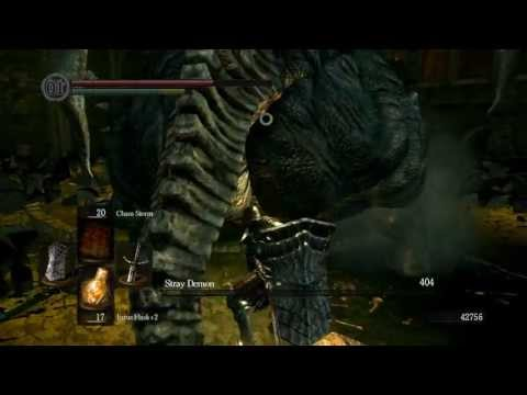 Dark Souls - Part 4 - Ring The First Bell