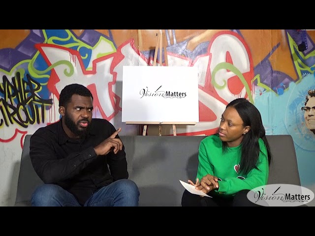 Learn To Love Yourself Enough  w/Andre Wyze| Vision Matters