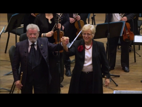 Mozart Flute Concerto K314, Galway, Pelleg, Voxmusicorum