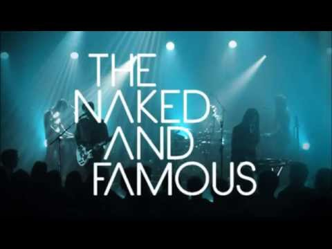 The Naked and Famous - Punching in a dream Lyrics