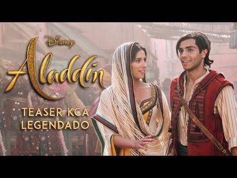 Aladdin • Teaser KCA Legendado