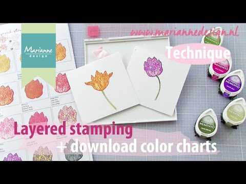 Layered Stamping - The basics