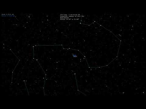 Near-earth asteroid 2017 VL2