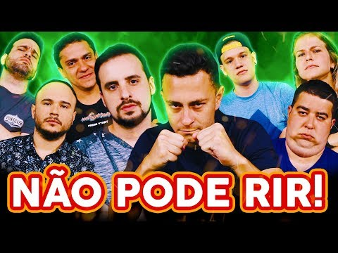 NÃO PODE RIR com DESIMPEDIDOS Fred Chicungunha Ale Xavier e Tony Pezão