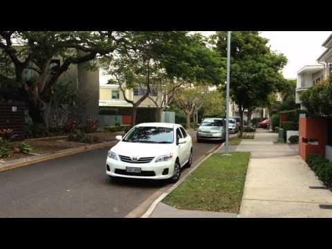 Ritzy Brisbane Suburbs - New Farm