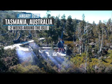 TASMANIA - Hidden gem of Australia - Travel guide in HD and Drone