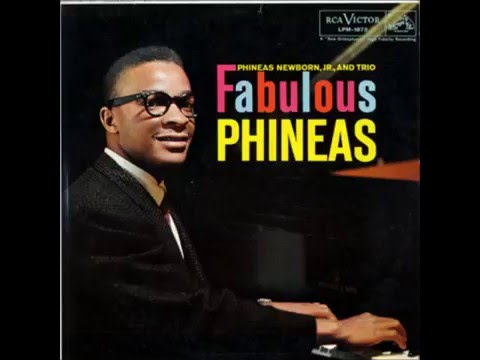 Phineas Newborn Jr. : No Moon at All