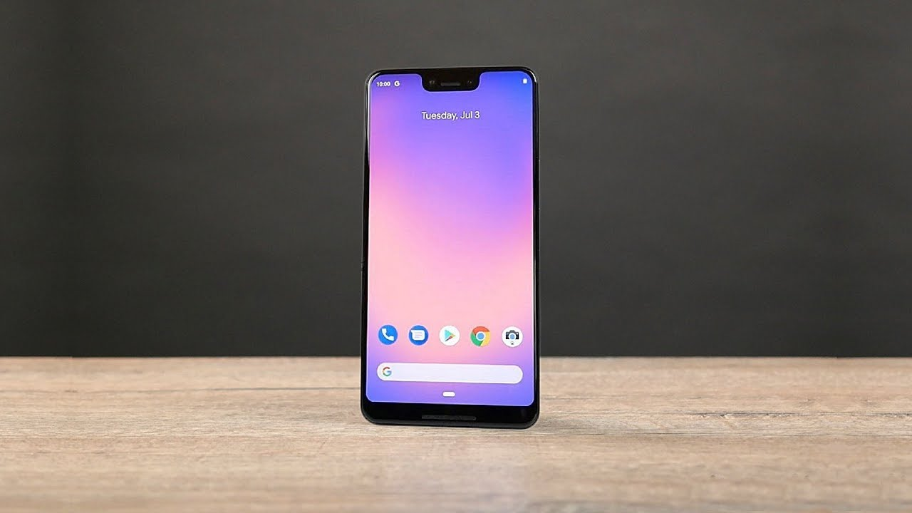 Google Pixel 3 XL - Are These Leaks Intentional? - YouTube