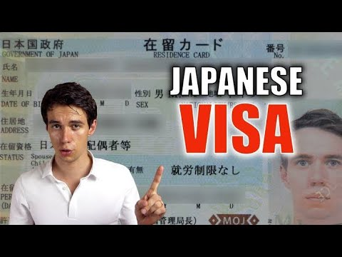How To Get Japanese Visa