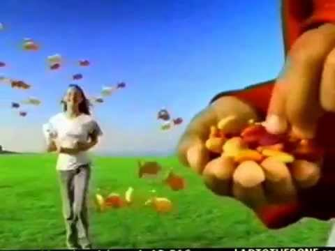 Pepperidge Farms - Goldfish - Colors (2003) - 0:15 (USA)