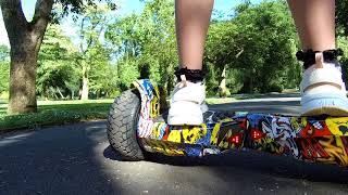 Hummer all terrain  hoverboard Review - NexGboard