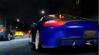 Need for Speed Carbon - Porsche Cayman S