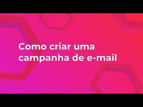 08 - Como criar uma campanha de e-mail
