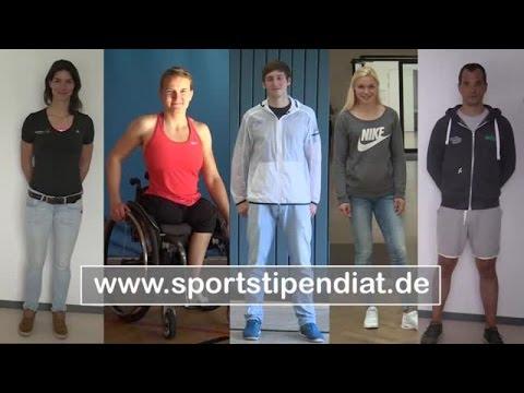 Online-Wahl zum Sport-Stipendiat des Jahres 2016 gestartet