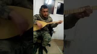 Asker dediğin sazı aglatır (Tayfun Arslan)