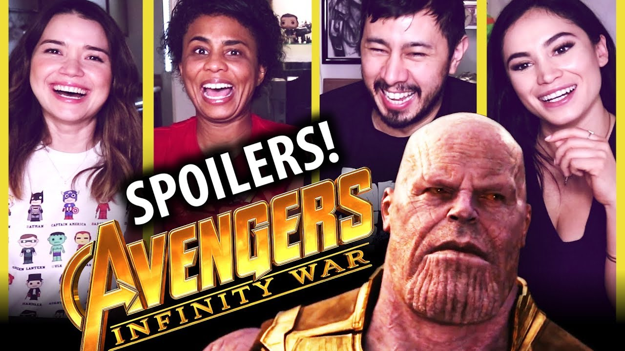 AVENGERS: INFINITY WAR | Spoiler Review!