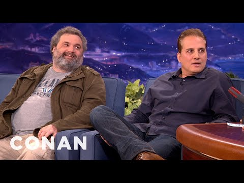 Artie Lange and Nick DiPaolo On Their New DirecTV Show - CONAN on TBS