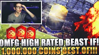 FIFA 16: PACK OPENING (DEUTSCH) - FIFA 16 ULTIMATE TEAM - HIGH RATED BEAST INFORM IM PACK! OH SHIT!!