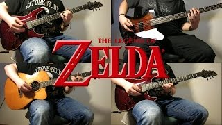 Zelda II: Palace/Temple Theme (Rock/Metal Cover)